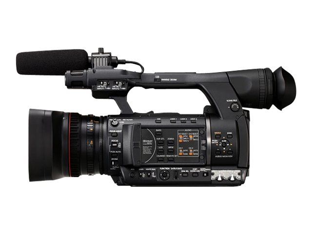 Panasonic ACV Camera 1 3 Hand-Held Production Camcorder, 60Hz, AGAC130APJ