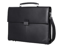 Lenovo ThinkPad Executive Leather Carry Case, 4X40E77322, 16779928, Carrying Cases - Notebook
