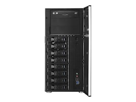 Asus Barebones, TS300-E8-PS4 5U Tower E3-1200 v5 Family Max.32GB DDR3 4x3.5 HS+3x5.25 Bays 4xGbE 500W, TS300-E9-PS4WITH ODD, 32262099, Barebones Systems