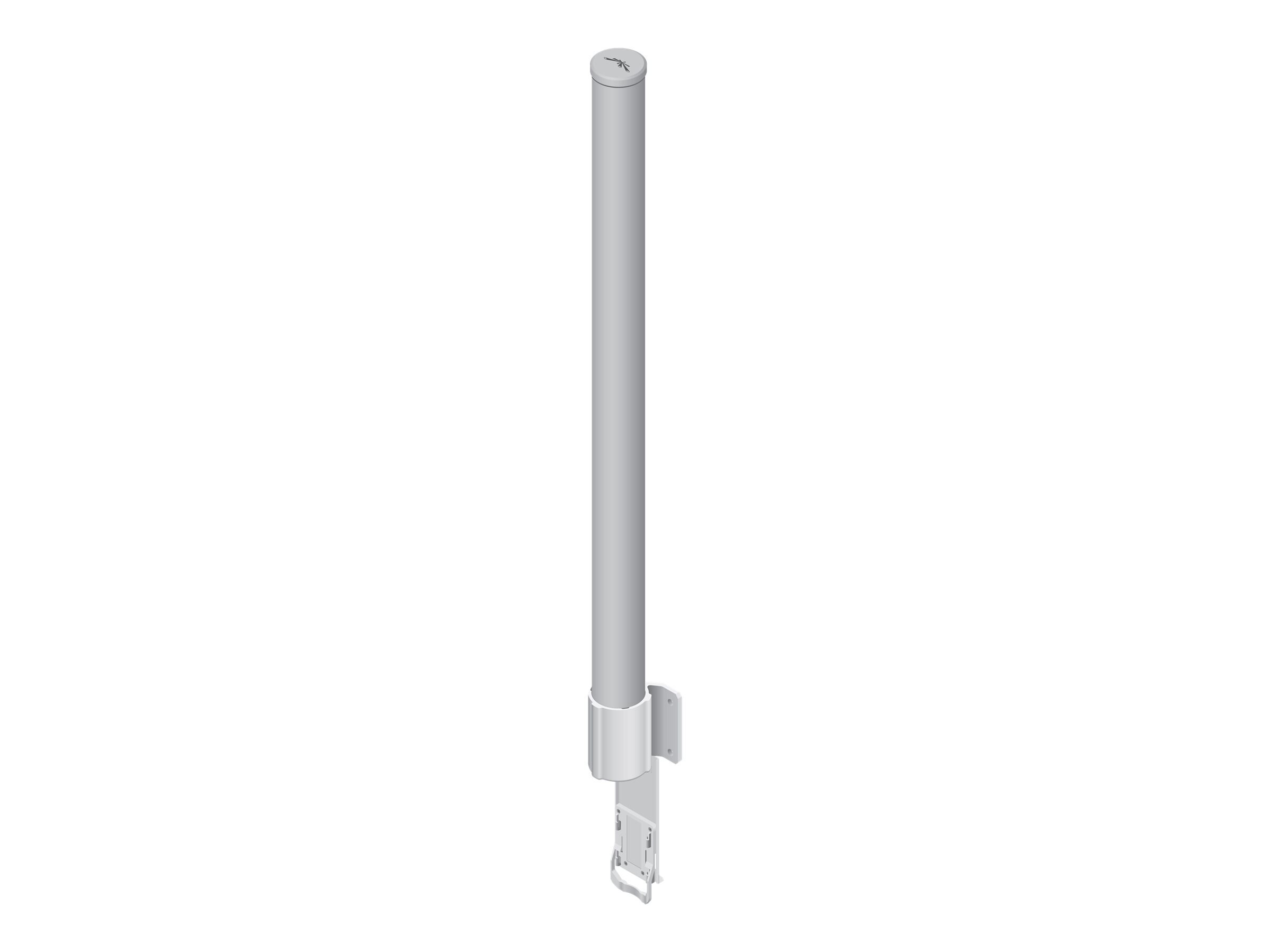 Ubiquiti 2GHZ Airmax Dual Omni 13DBI w Rocket Kit, AMO-2G13, 17684040, Wireless Antennas & Extenders