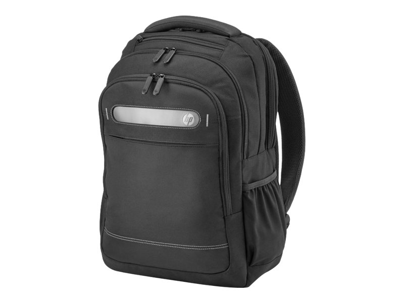 HP Business Backpack for 17.3 Notebook, 10.6 Tablet, Black, H5M90UT, 15752459, Carrying Cases - Notebook