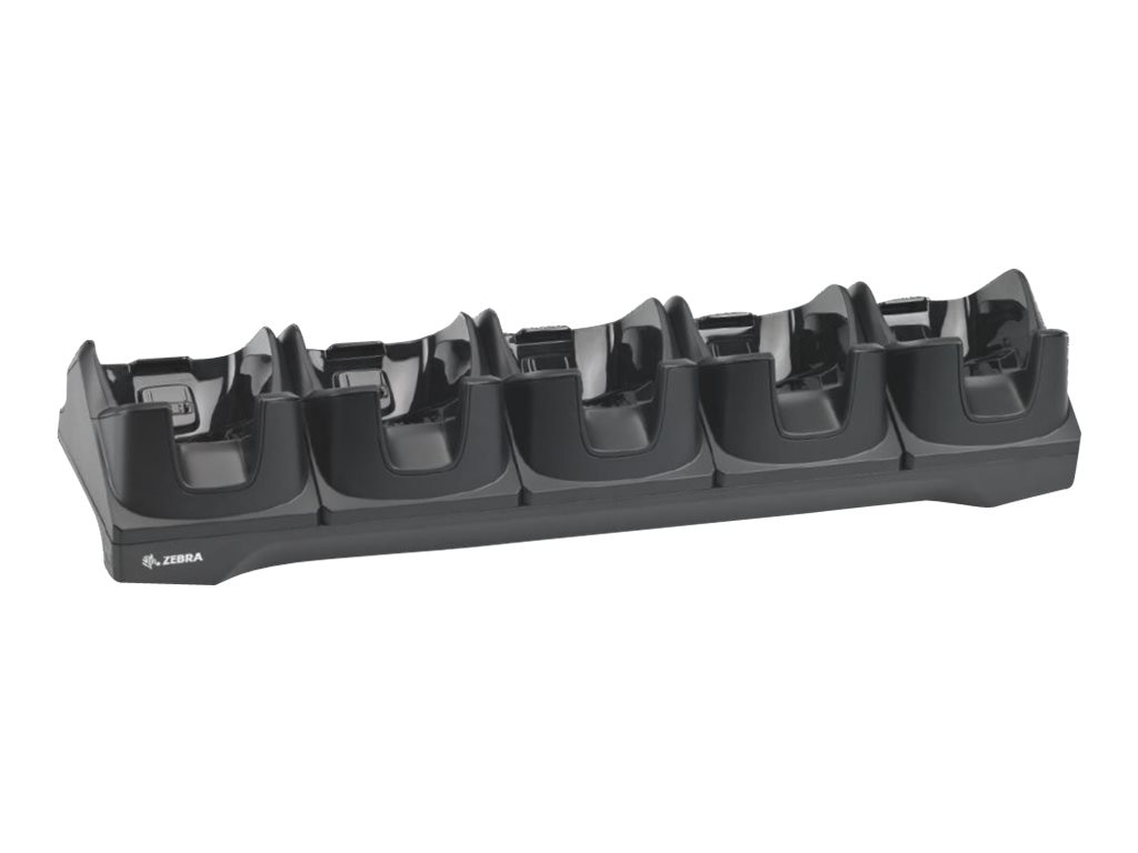 Zebra TC8X 5-SLOT ETHERNET CRADLE, CRD-TC8X-5SETH-01