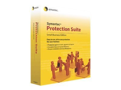 Symantec Corp. Express Protection Suite Small Business Edition SMB 3.0  CD 25 User Bndl Bus Pack 12 Months, 20010152, 13367750, Software - Data Backup