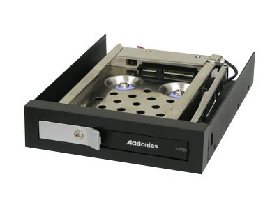 Addonics Snap-In Mobile Rack, AE25SNSP, 31668708, Drive Mounting Hardware