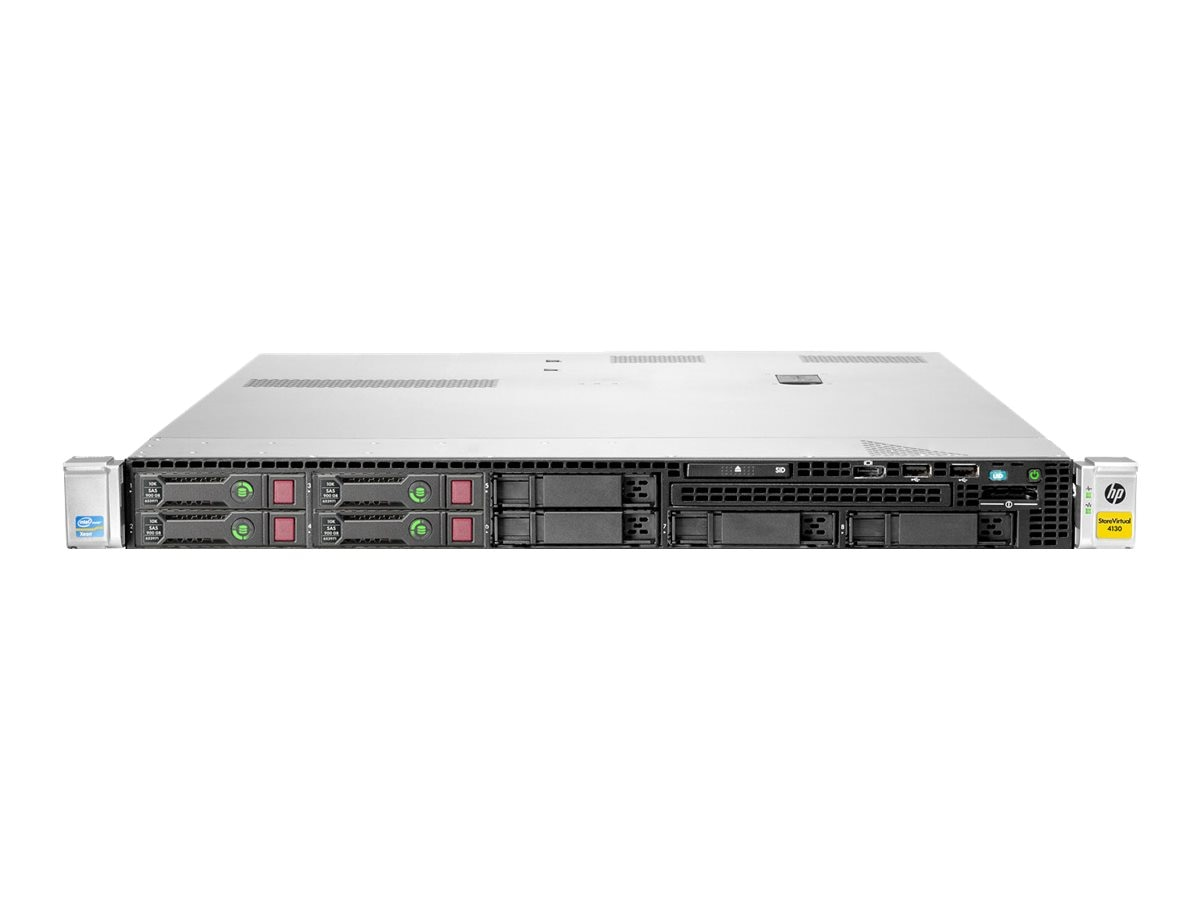 HPE StoreVirtual 4130 600GB SAS Storage (China), B7E16AC, 20594141, SAN Servers & Arrays