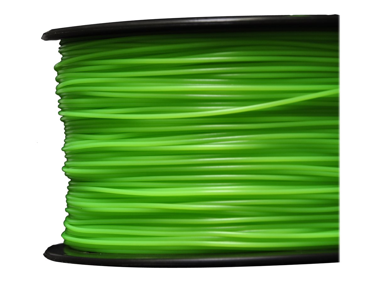 Robo 3D Green PLA, 1.75mm, 1kg, PLAGRN