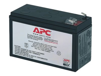 APC Replacement Battery Cartridge #35 for BE350 models, RBC35, 5538432, Batteries - Other