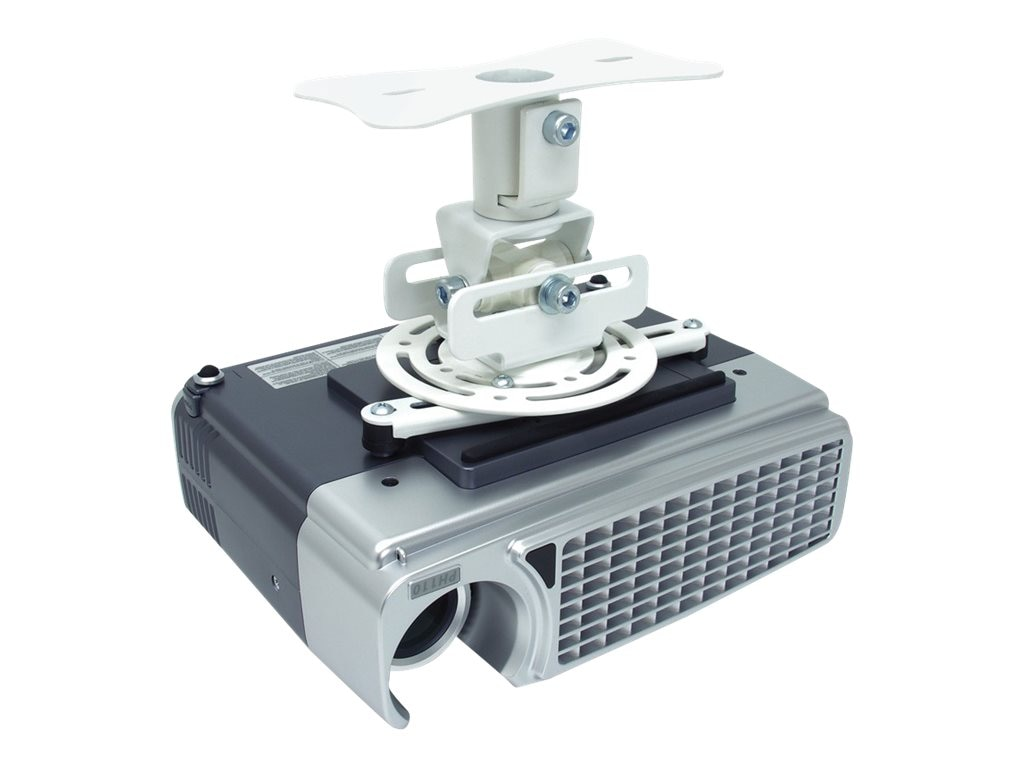 Atdec Universal Ceiling Projector Mount, TAA-Compliant, TH-WH-PJ-FM/TAA