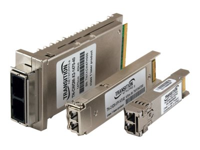Transition SFP+ 10GB-ER SM LC CWDM-1610NM 40KM