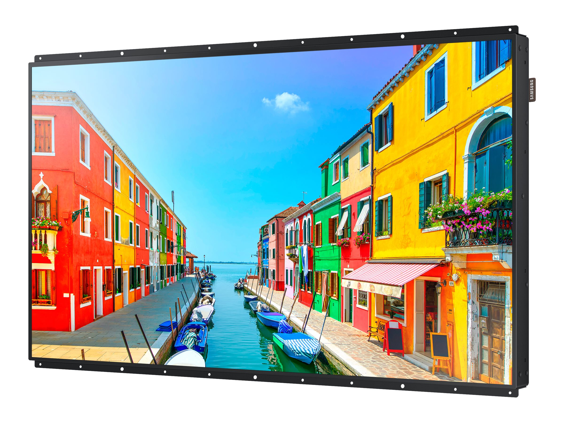 Samsung 46 OMD-K Series Full HD LED-LCD Outdoor Display, Black, OM46D-K