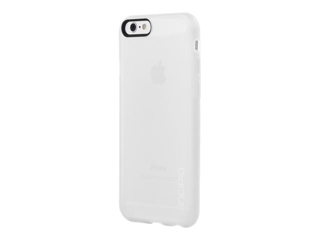 Incipio NGP Flexible Impact-Resistant Case for iPhone 6 6s, Translucent Frost