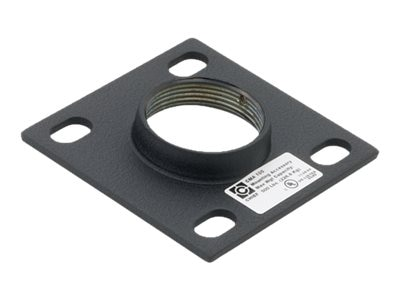 Chief Manufacturing Ceiling Plate 4x4 with 1.5 NPT Fitting, CMA105, 4845297, Stands & Mounts - AV