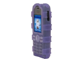 Zcover Silicone Ruggedized Dock-in-Case for Cisco 7925G 7925G-EX, Purple, CI925HCU, 16579731, Carrying Cases - Phones/PDAs