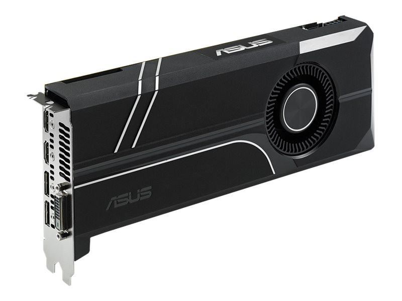 Asus GeForce GTX 1060 PCIe Turbo Graphics Card, 6GB GDDR5, TURBOGTX10606G, 32424211, Graphics/Video Accelerators