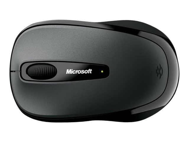 Microsoft Wireless Mobile Mouse 3500, Black, GMF-00030