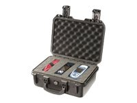 Pelican Storm Case iM2100, Cubed Foam, Black, IM2100-00001, 12472611, Carrying Cases - Other