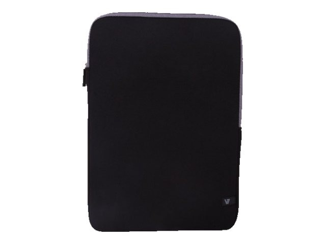 V7 Protective Sleeve for 13.3 Ultrabook, Gray, CSS4-GRY-2N, 14861258, Carrying Cases - Notebook