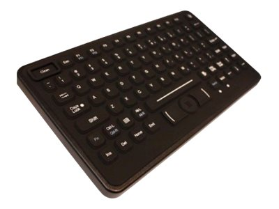 Cherry 11 USB Qwerty Adjustable Backlight Keyboard, J842120LUBUS2, 13932181, Keyboards & Keypads