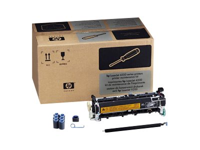 HP 110V Maintenance Kit for HP LaserJet 4200 Series Printers, Q2429A, 424365, Printer Accessories
