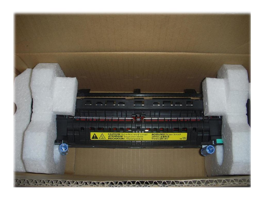 HP 220V Image Fuser Kit for HP Color LaserJet 5550 Printer, Q3985A, 6127782, Printer Accessories