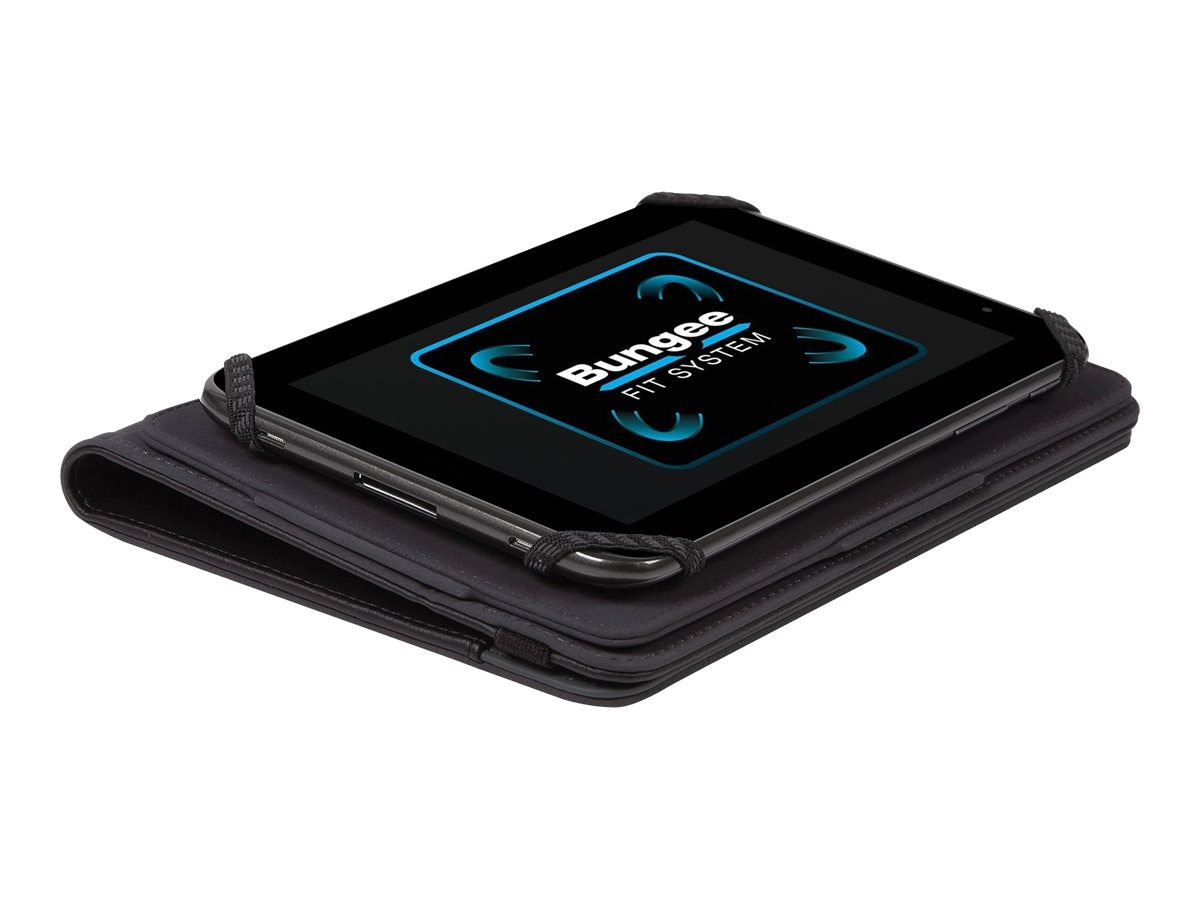 Targus Universal Quick Fit Case 7-8, Black 8, THZ456US