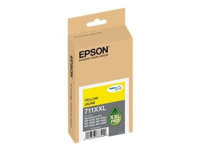 Epson Yellow XXL Ink Cartridge, T711XXL420