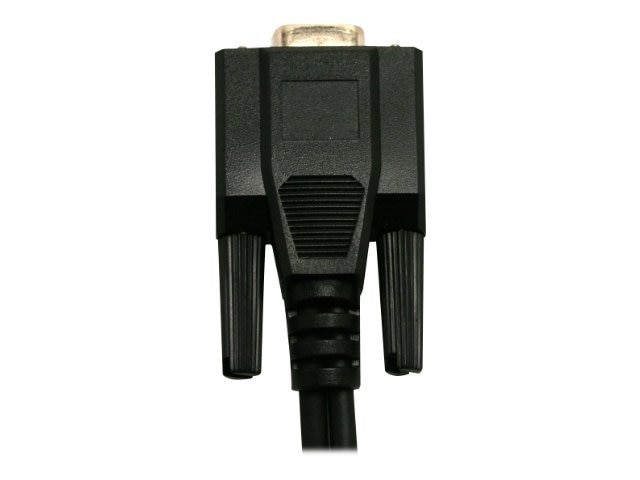 Code Corporation Coiled RS-232 Cable, No Power Supply, 8in, CR2AG-C1, 13796765, Cables