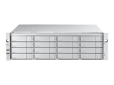 Promise 96TB 3U 16-Bay SAS 12Gb s Dual Controller IOM Expander Subsystem