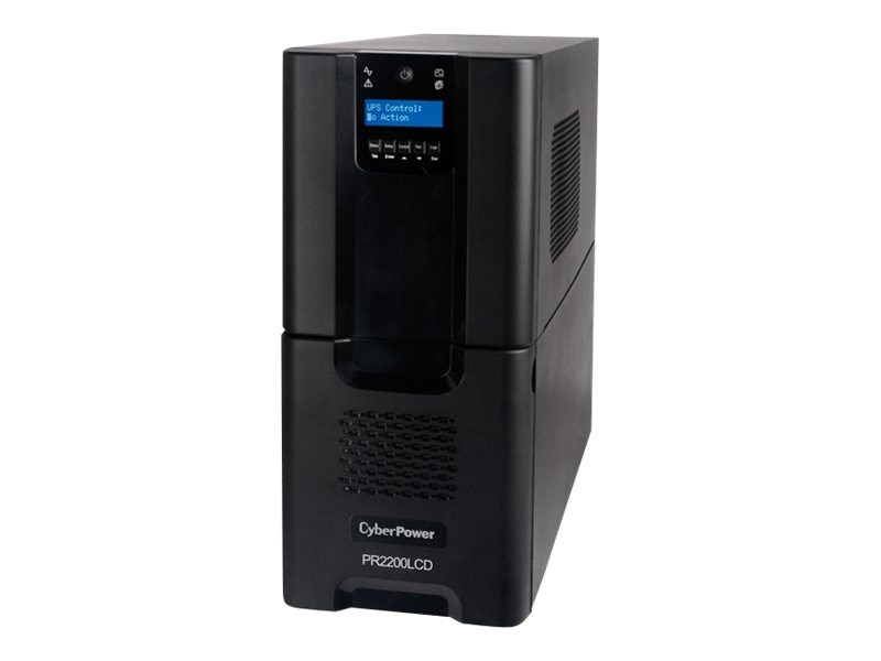 CyberPower 2200VA 1980W M-Tower UPS, PR2200LCD
