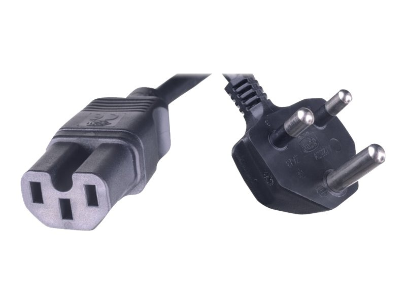 HPE Power Cord C15 to SABS 164, 2.5m, J9956A, 16590826, Power Cords