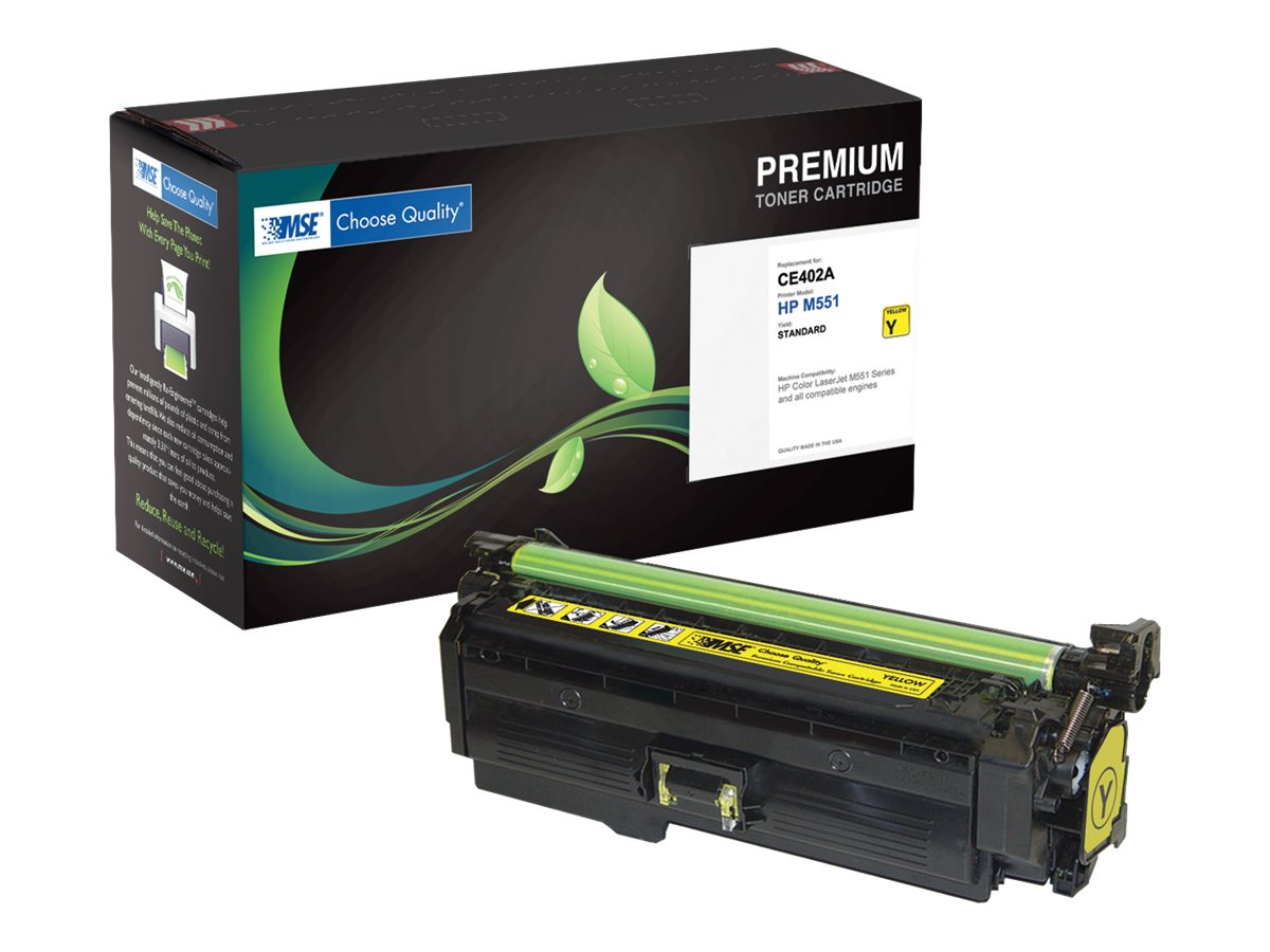 CE402A Yellow Toner Cartridge for HP M551 M575
