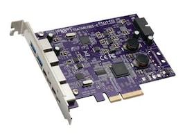 Sonnet Tempo Duo eSATA 6 Gb s + USB 3.0 PCIe Card, TSATA6USB3-E, 33970599, Controller Cards & I/O Boards