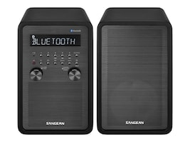 Sangean AM FM BT Table Top Radio, WR-50P, 31897367, Stereo Components
