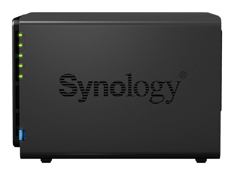 Synology 4-Bay DiskStation Diskless Storage, DS416