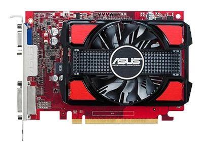 Asus Radeon R7 250 PCIe 3.0 Graphics Card, 1GB GDDR5, R7250-1GD5