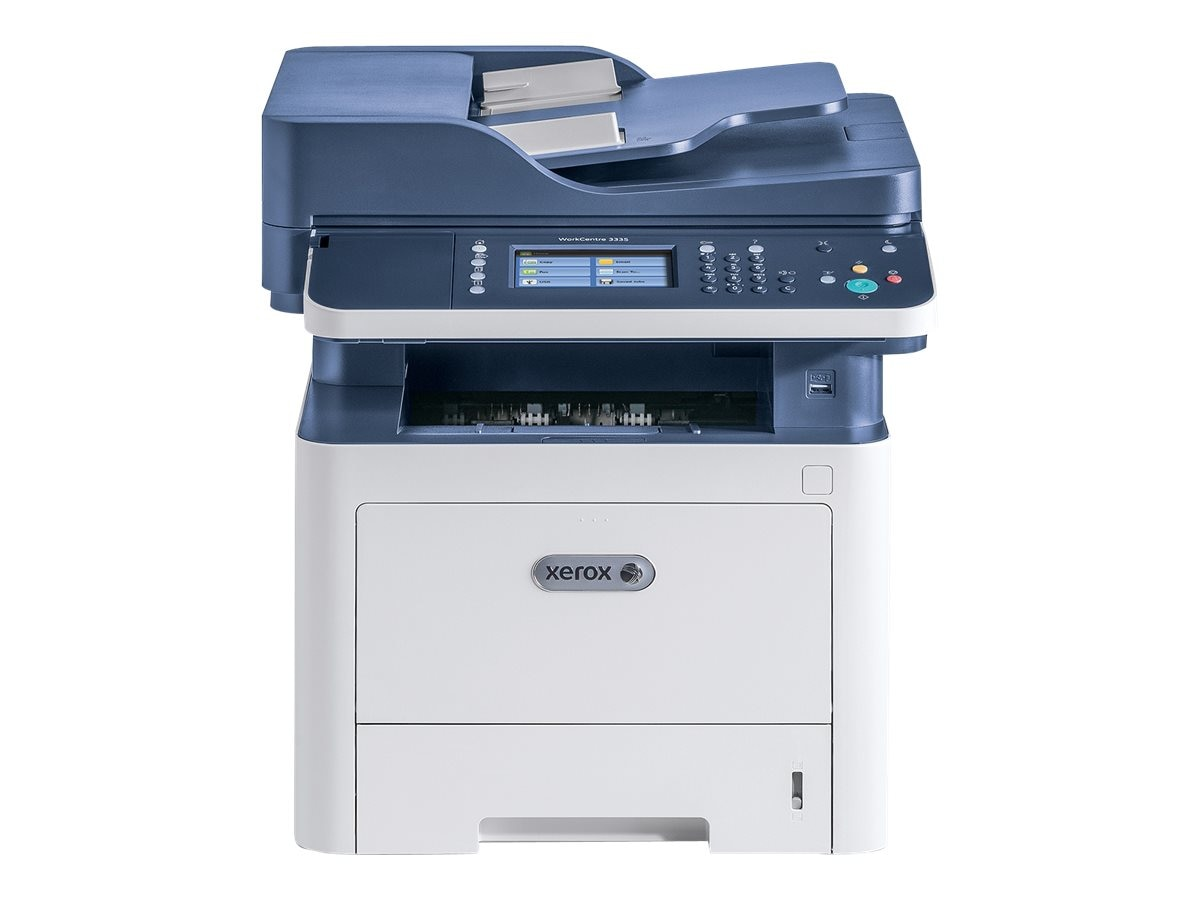 Xerox WorkCentre 3335 DNIM Monochrome Multifunction Printer