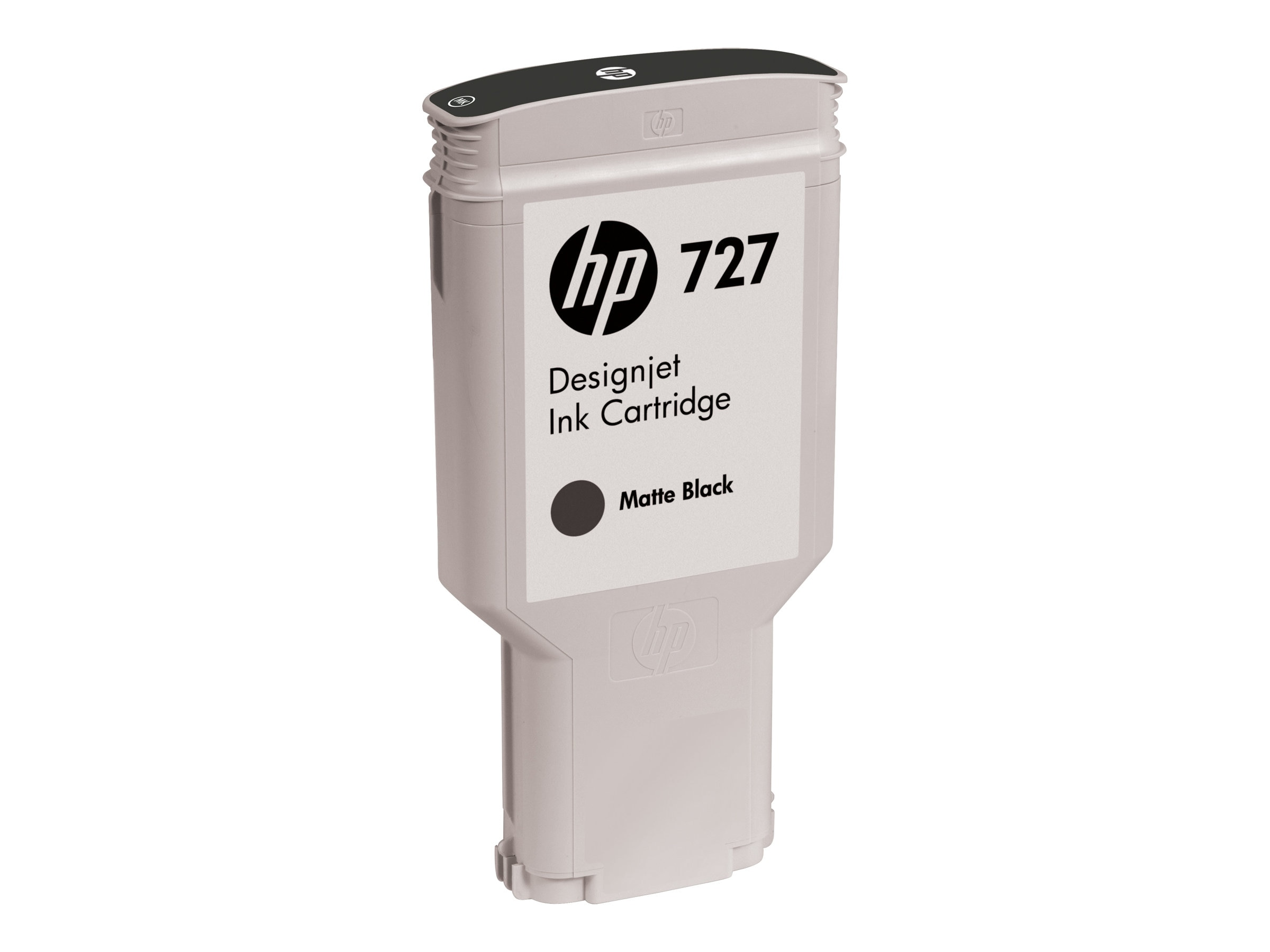 HP 727 (C1Q12A) 300-ml Matte Black Designjet Ink Cartridge