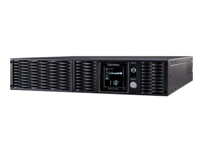 CyberPower 1500VA 1000W Smart App Sinewave LCD UPS 2U RM Tower AVR, WebSNMP Card, PR1500LCDRT2UN, 31244163, Battery Backup/UPS