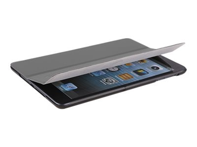 V7 Slim Folio Case for iPad mini mini with Retina, Gray, TA55-8-GRY-14N, 16888905, Carrying Cases - Tablets & eReaders