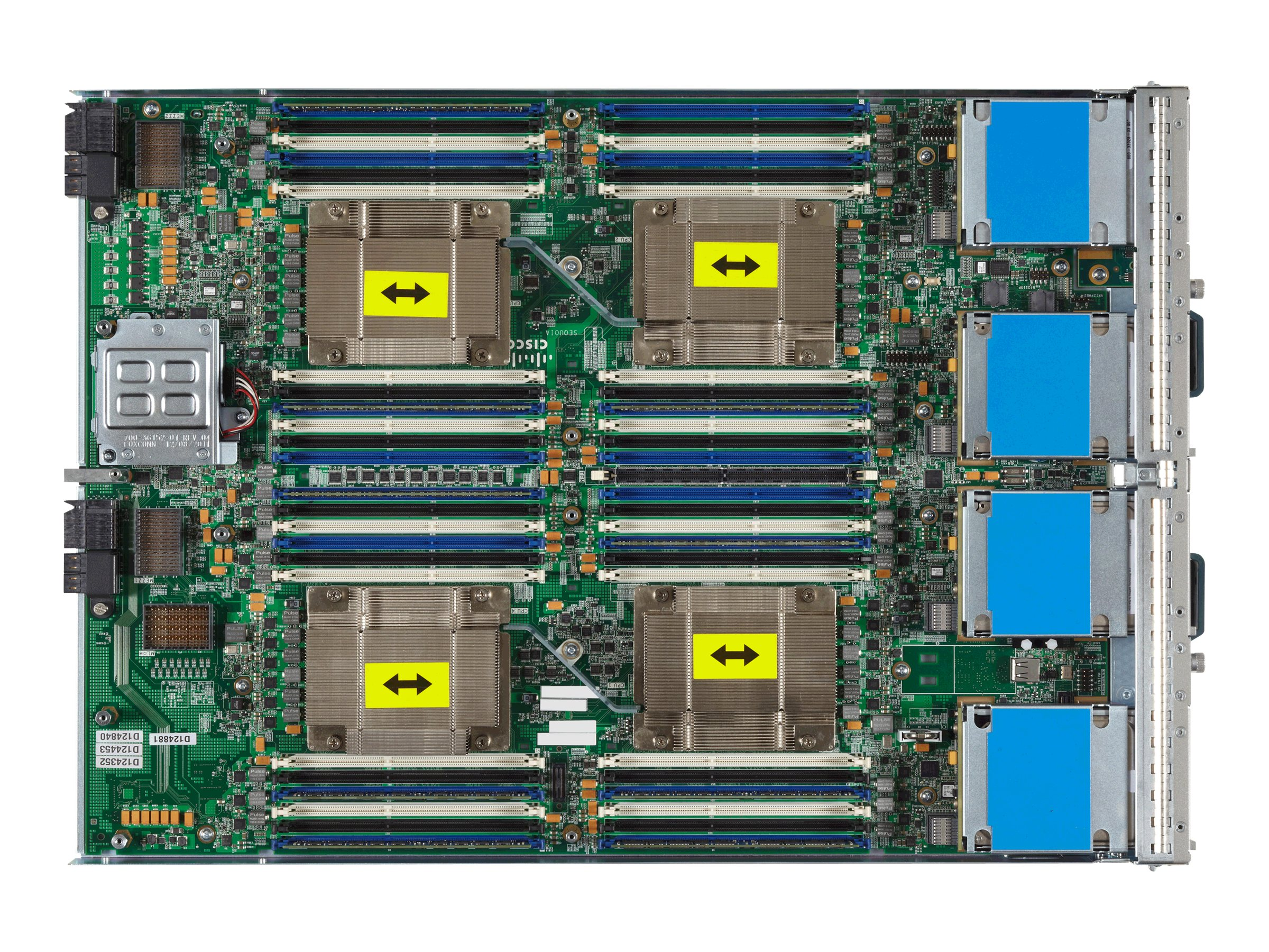 Cisco UCSB-B420-M3-D Image 5