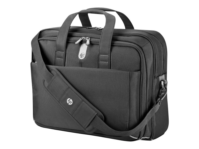 HP Professional Series Top Load Case, H4J90AA, 14960512, Carrying Cases - Notebook