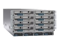 Cisco UCS Smart Play Select 5108 AC Classic Chassis (2x)UCS 2208XP 4x2500W, UCS-SPL-5108-AC2, 25614666, Cases - Systems/Servers