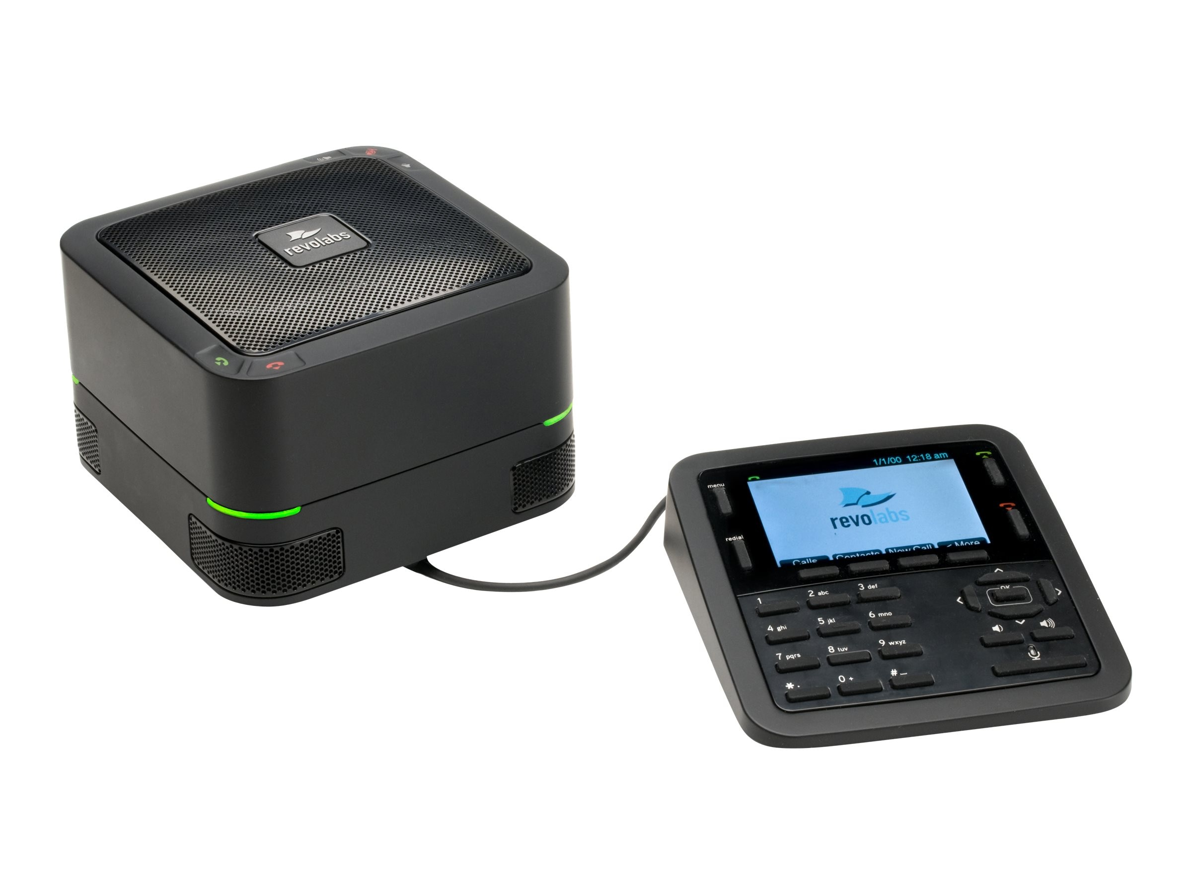 Revolabs FLX UC 1000 IP and USB Conference Phone, 10-FLXUC1000