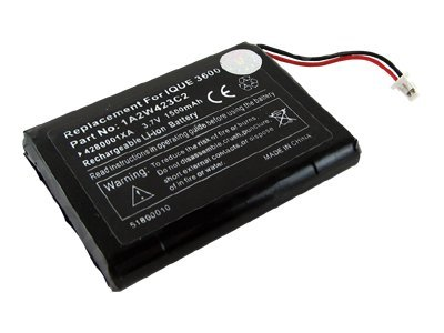 BTI Battery, Lithium-ion 3.7 Volts, 1500mAh, for PDA, GPS-GAR3200, 8442946, Batteries - Other