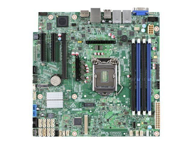 Intel Motherboard, S1200SPL