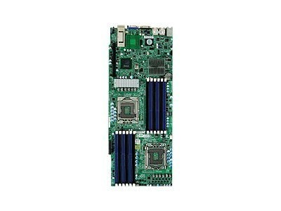 Supermicro Motherboard, Xeon 5600 5700 Series, MBD-X8DTT-HIBQF+-B, 11705663, Motherboards