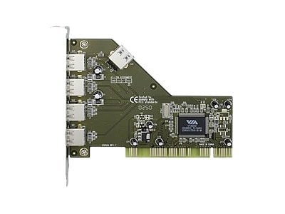 Syba 5-port USB 2.0 PCI Card