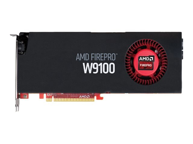 Sapphire AMD FirePro W9100 PCIe Graphics Card, 16GB GDDR5, 100-505977, 31668441, Graphics/Video Accelerators