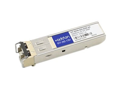 ACP-EP 1000Base-SX SFP Transceiver for Cisco, TAA, SFP-WDM-850-0500-AO