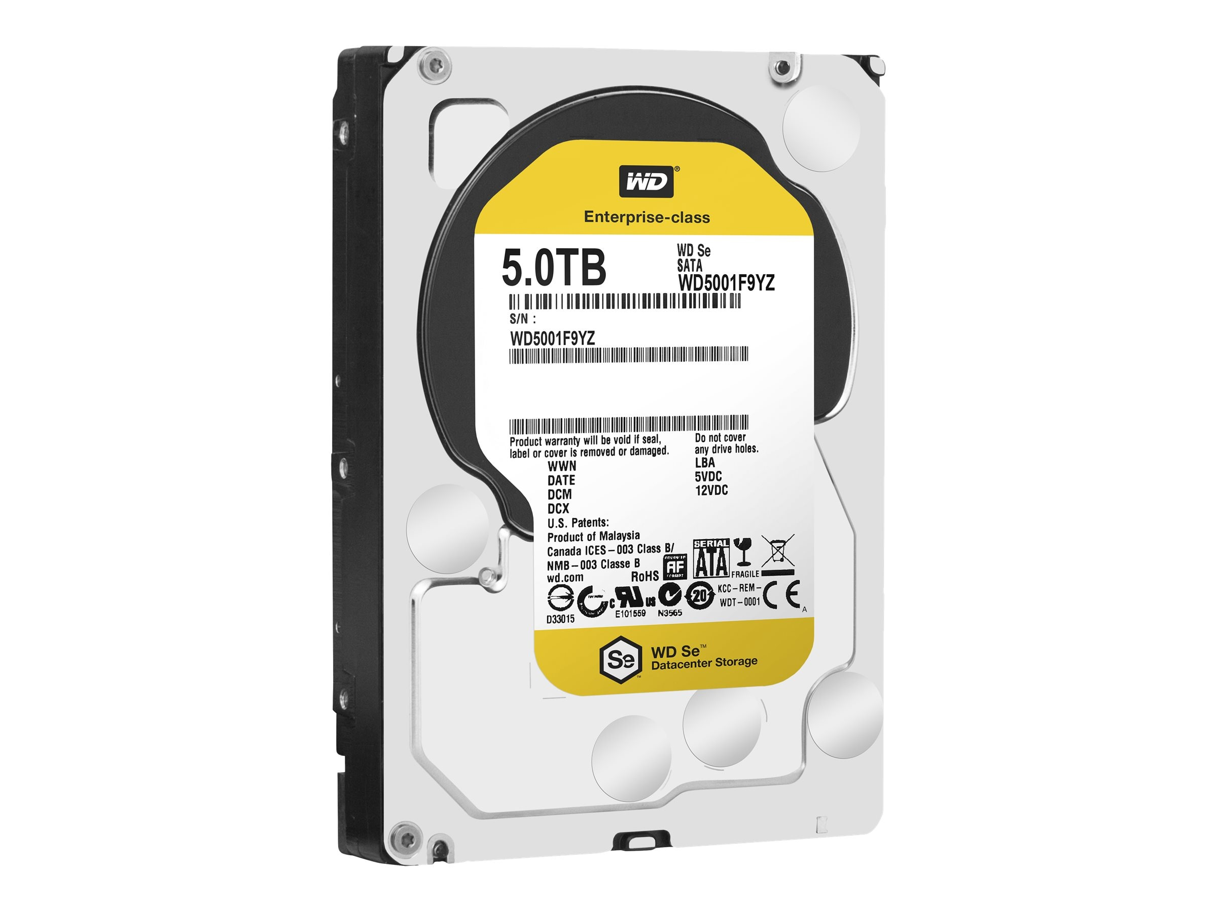 WD WD5001F9YZ Image 7